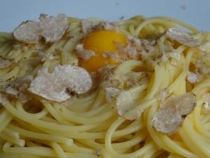 Pasta mit Trüffel 002